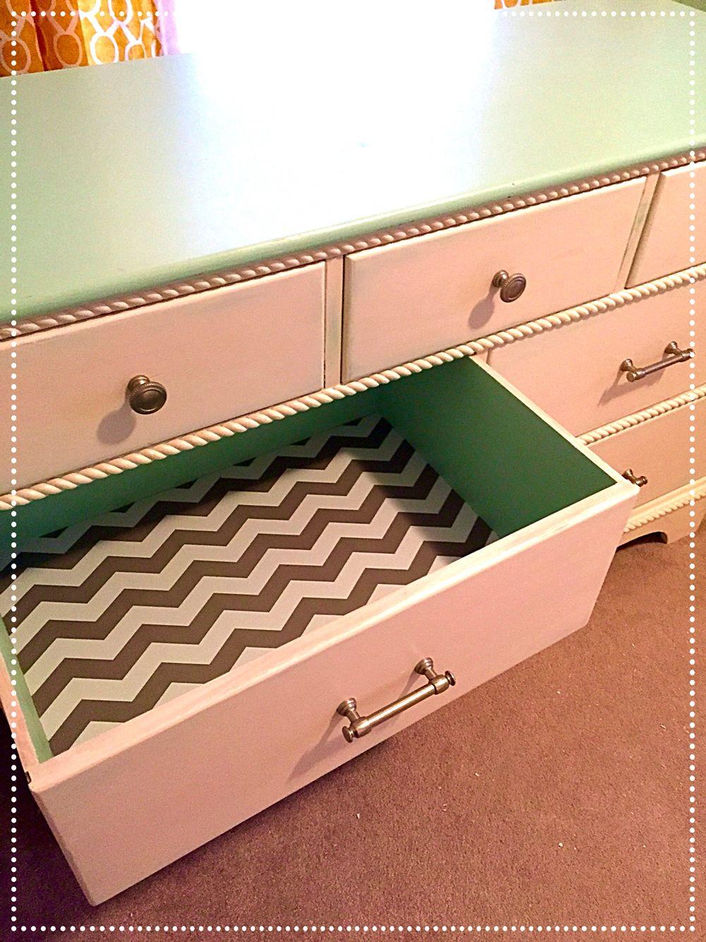 Shelf Liner Inside Dresser Drawers