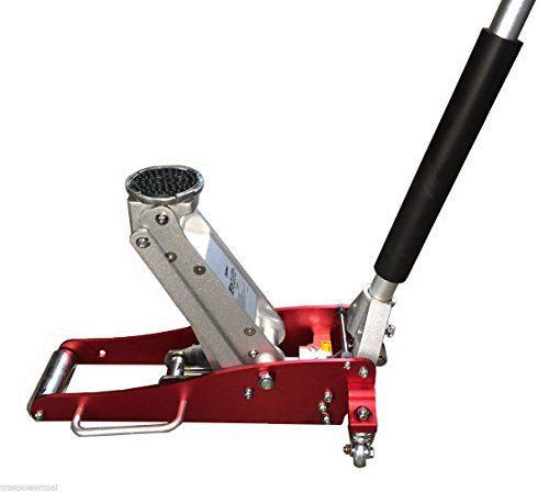 Truepower 112 Ton 3000 Lb Aluminum Racing Jack Check Out The Image By Visiting The Affiliate Link Amazon Com On Image Floor Jacks Automotive Car Tool Kit