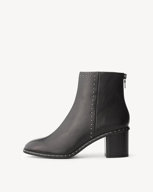 Shop the Willow Boot - Leather | Boots