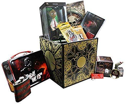 Amazon.com: Toynk Horror LookSee Box w/ Hellraiser, Friday ...