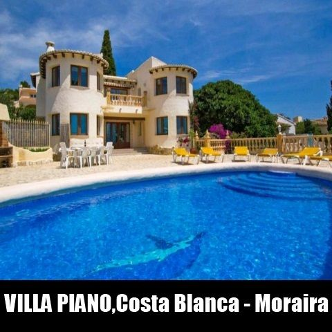Villa De Luxe Dans Le Miki Villa Beautiful Villas Holiday Home