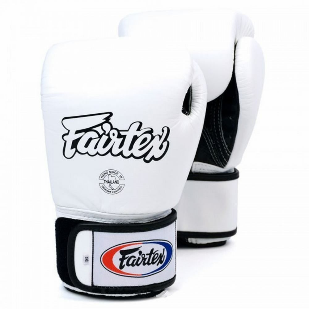 FAIRTEX MUAY THAI KICK BOXING GLOVES BGV14W STREET ART MMA PUNCH SPORT
