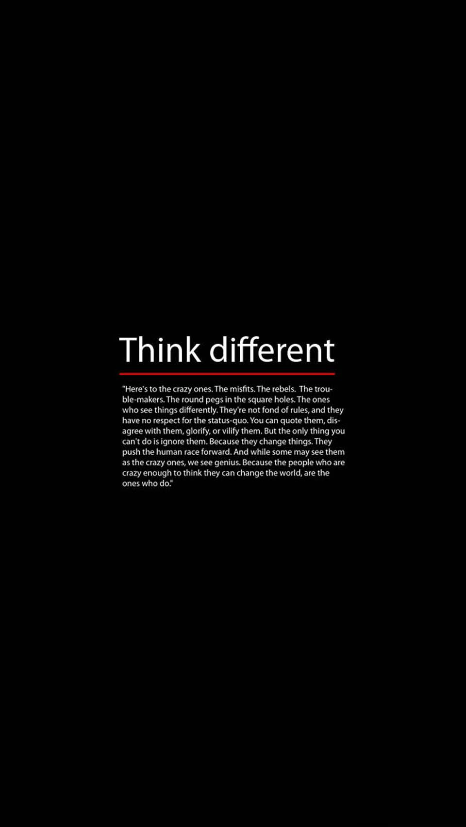 Think different apple wallpaper hd for mac hd wallpapers think different apple wallpaper hd for mac voltagebd Image collections