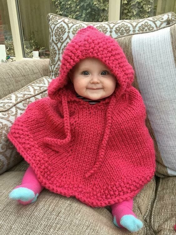 Pin de Kelley Weatherly en Knitting & Crochet | Pinterest | Ponchos ...