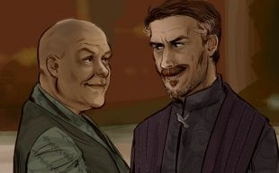 Varys A Wiki Of Ice And Fire Game Of Thrones Art Male Sketch