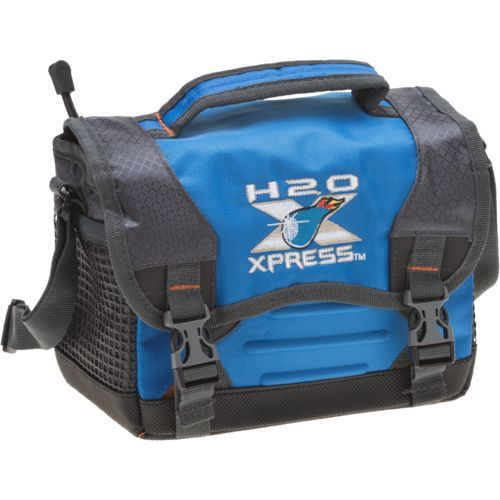 H2O Xpress™ Micro Tackle Bag Blue - Fishing Equipment, Soft Tackle Bags at Academy Sports