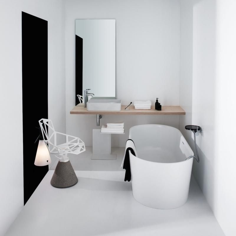Laufen Val Freistehende Badewanne Badezimmer Design Badezimmer