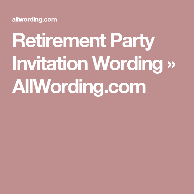 Funny Going Away Party Invitation Wording Quotes Of The Day