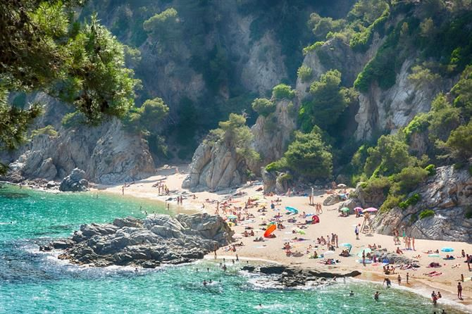 Places To Stay On The Costa Brava Most Beautiful Beaches