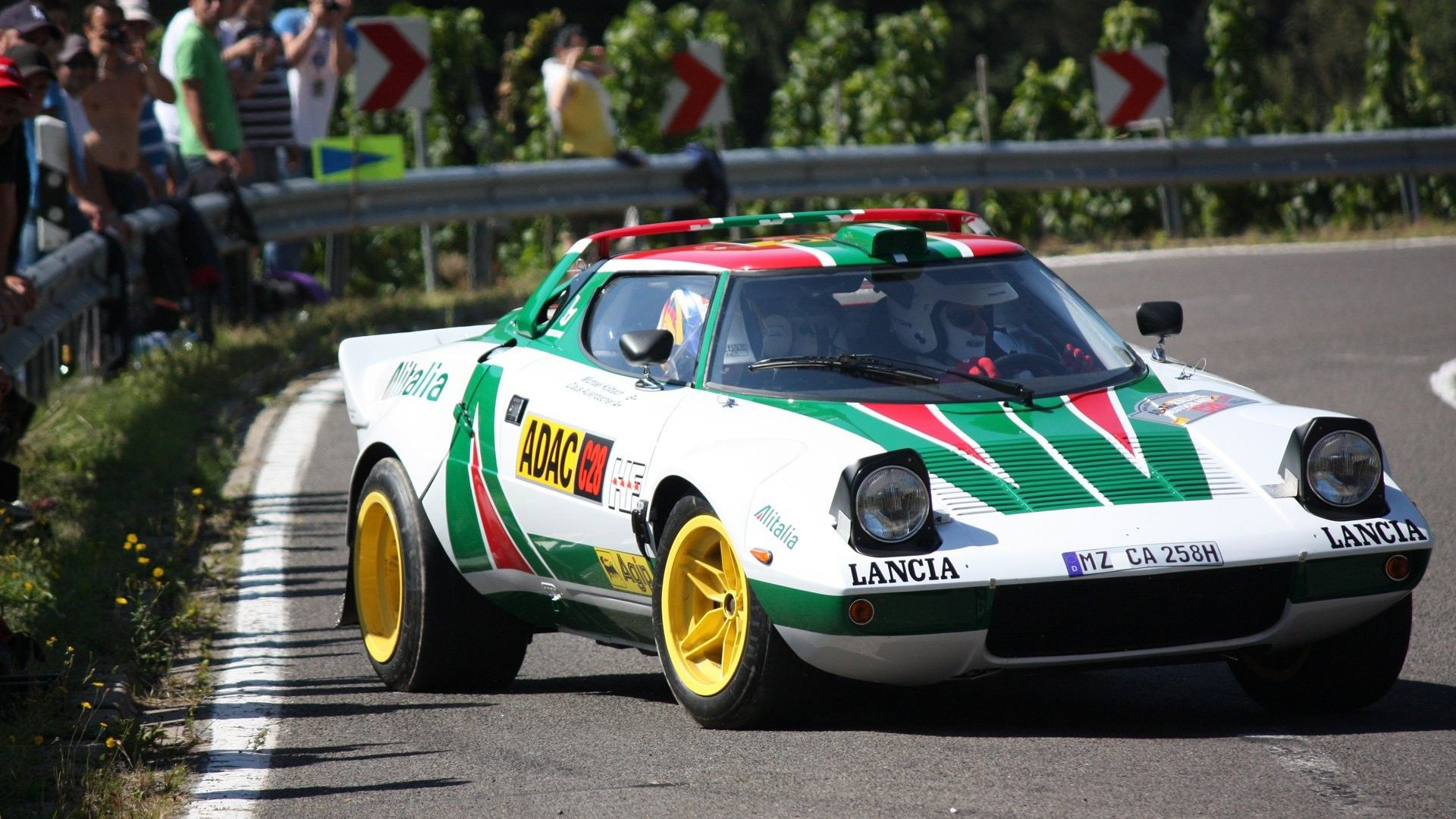 lancia stratos full hd wallpaper and background | 1920x1080 | id