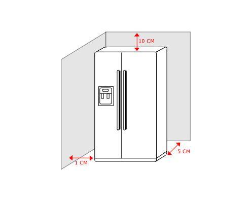 Comment Installer Votre Refrigerateur Americain Conseils Et Astuces De Vanden Borre