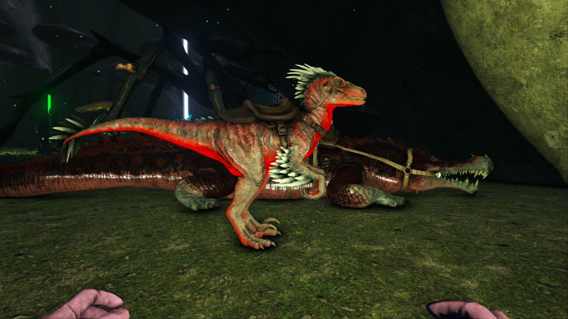 Love This Raptors Colors Arksurvivalevolved