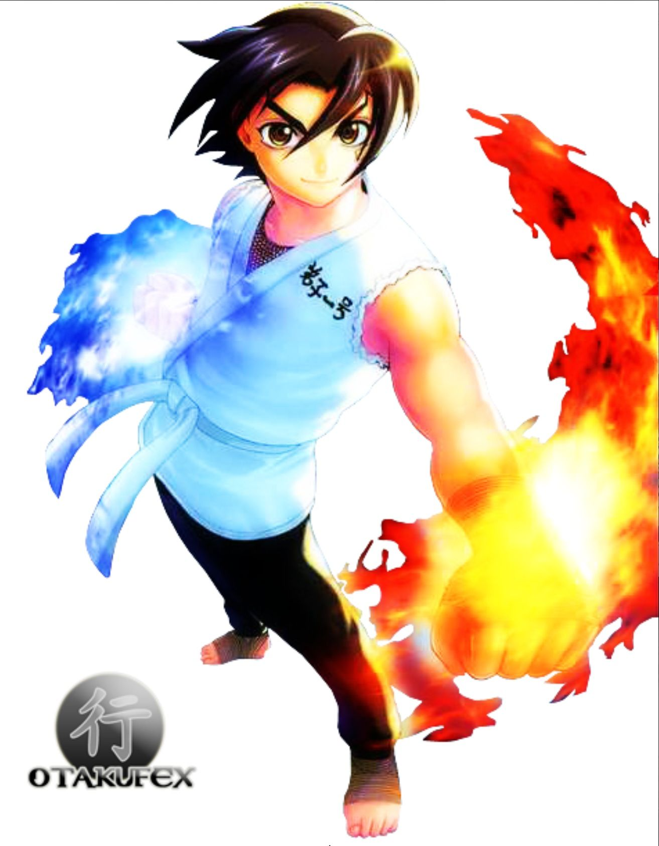 Kenlichi Kenichi The Mightiest Disciple Anime Kenichi