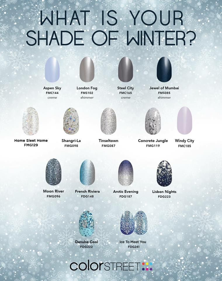 Shades of Winter