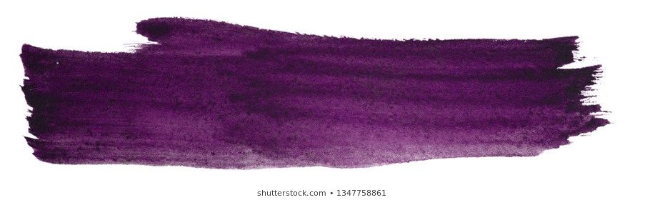 Purple Inked Watercolor Stain Dark Abstract Background Brush
