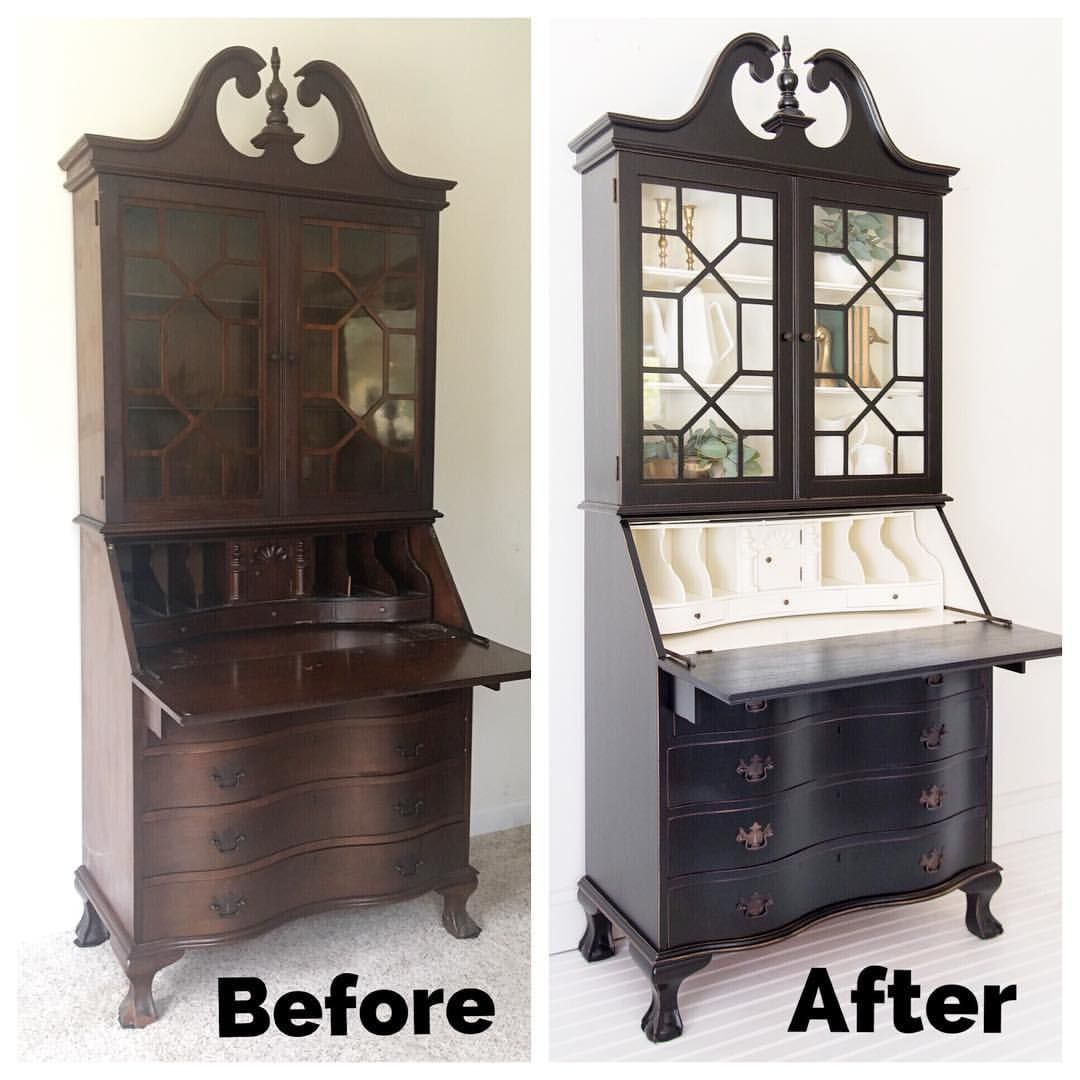 Painting Your Old Or Outdated Furniture Can Be An Excellent Way To