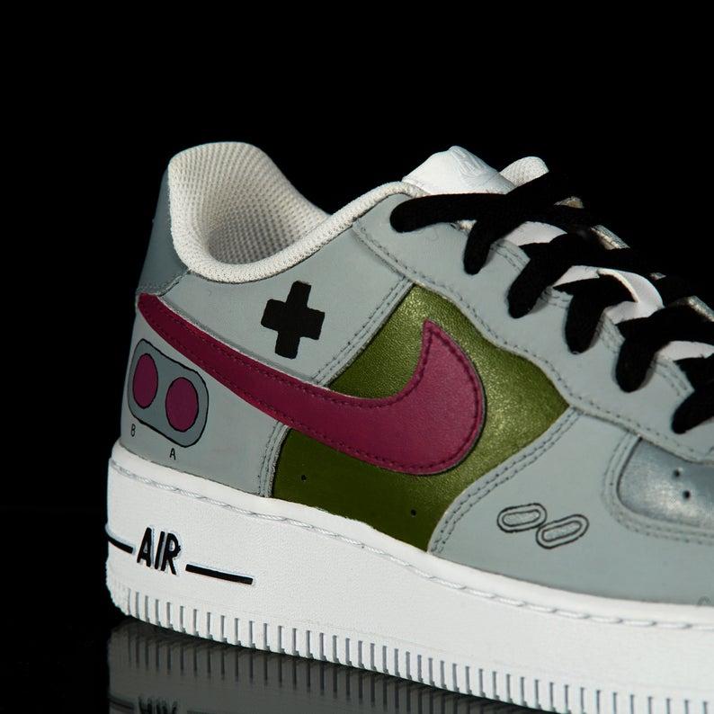 Game Boy Custom Nike Air Force 1