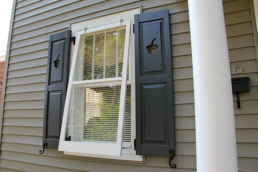 Bahama Style Exterior Shutters Pricing How To Choose The Right Exterior Window Shutters For Your Home Doo Shutters Exterior House Shutters Windows Exterior
