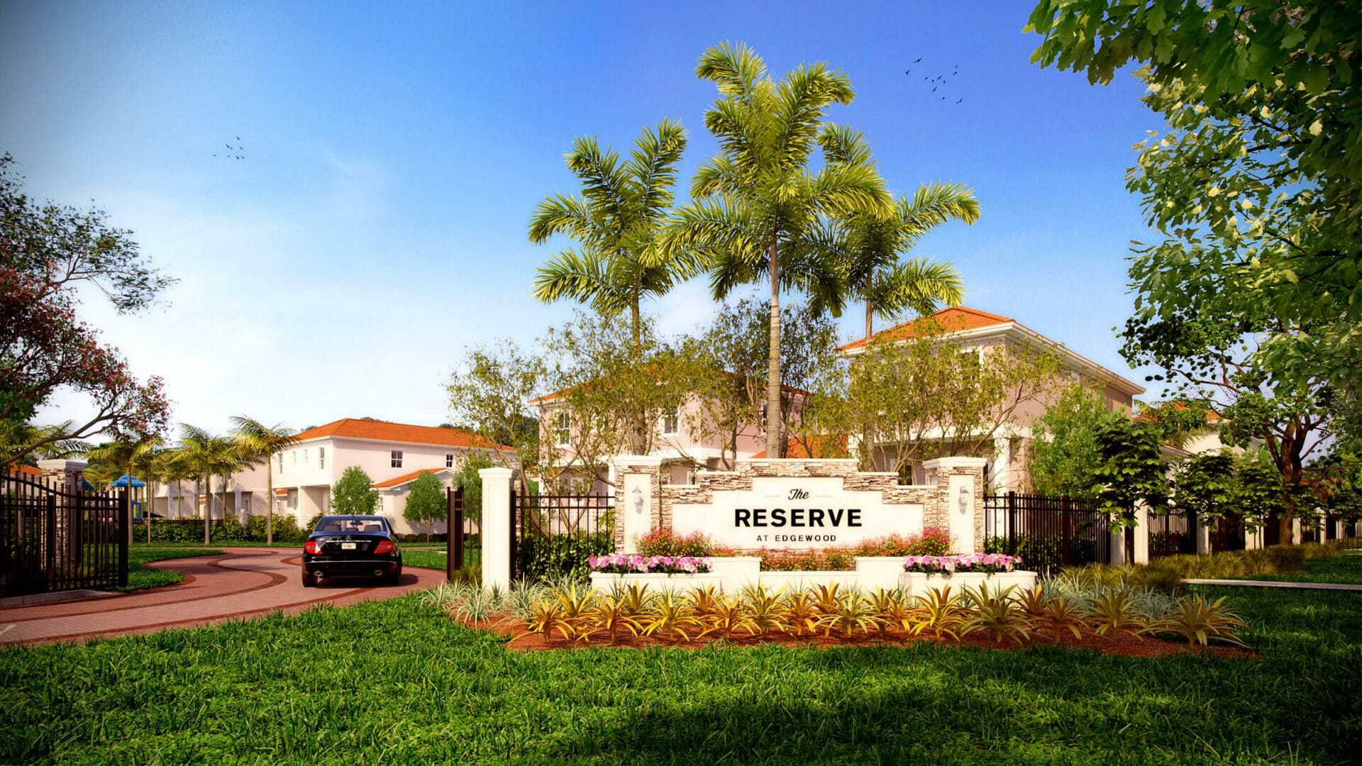 Former Mobili ~ Lennar buys townhome project in fort lauderdale site was a former