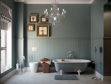 Charmant Retro Victorian Bathroom   Traditional   Bathroom   Other Metro   Bathroom  By Design