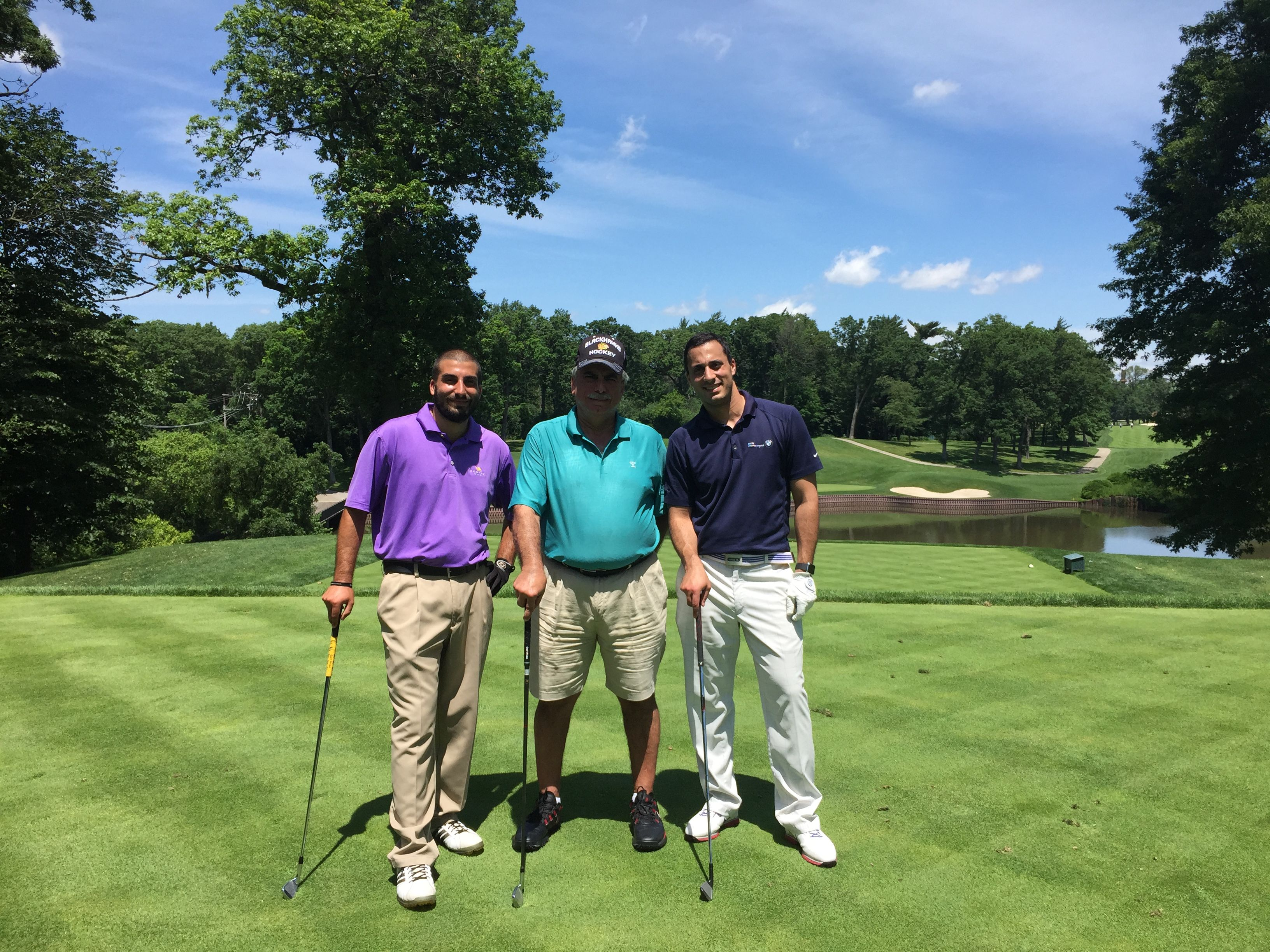medinah country club outing major championship golf plus