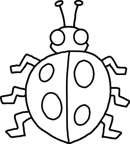Uğur Böceği Kalıpları Ve Boyama Sayfaları Alınacak şeyler Pinterest