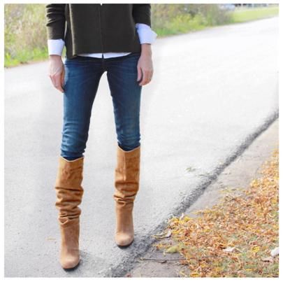these suede, slouchy boots by sam edelman are now on SALE at nordstrom rack http://liketk.it/2qOMQ