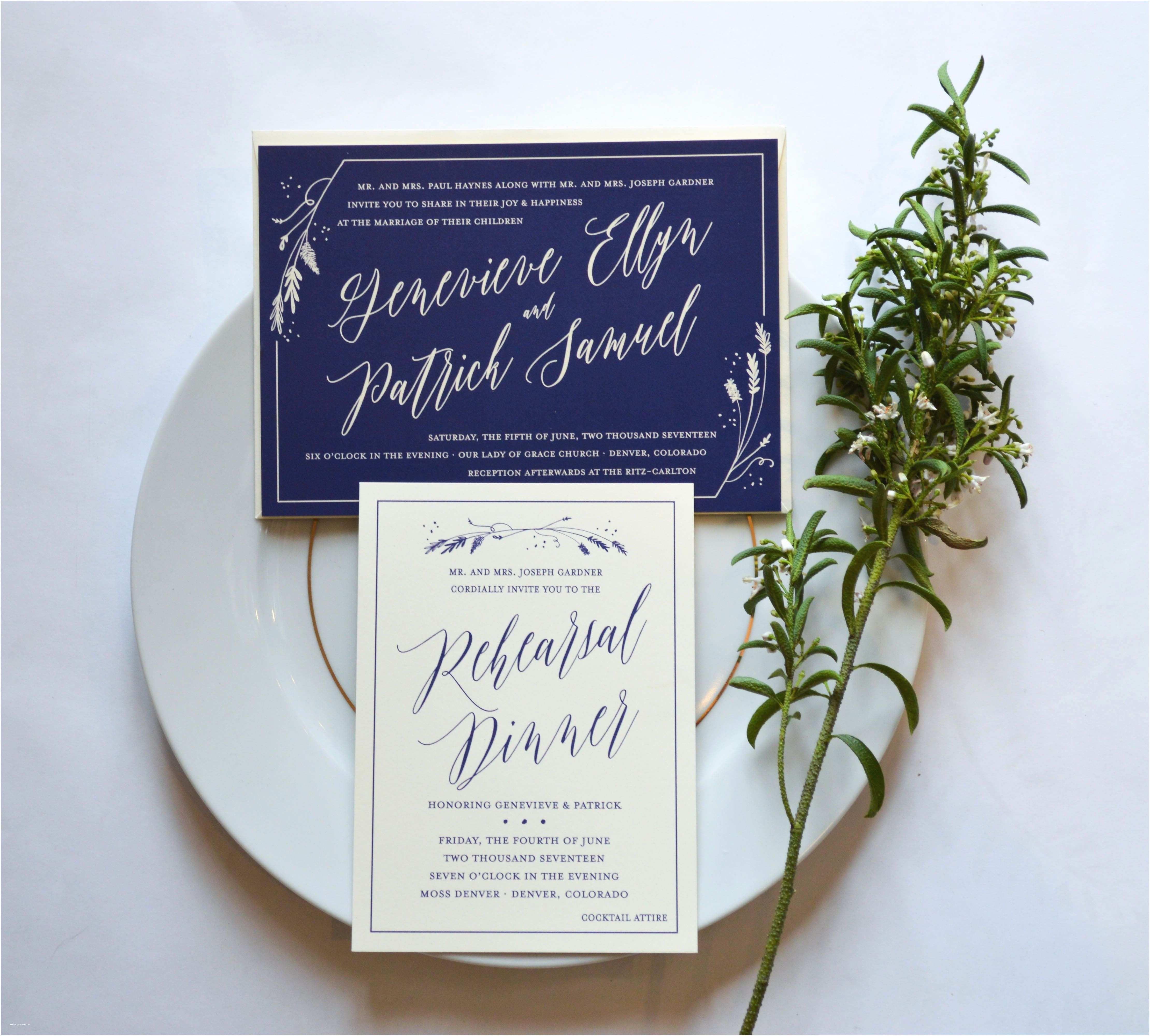 seal and send wedding invitations vistaprint minted