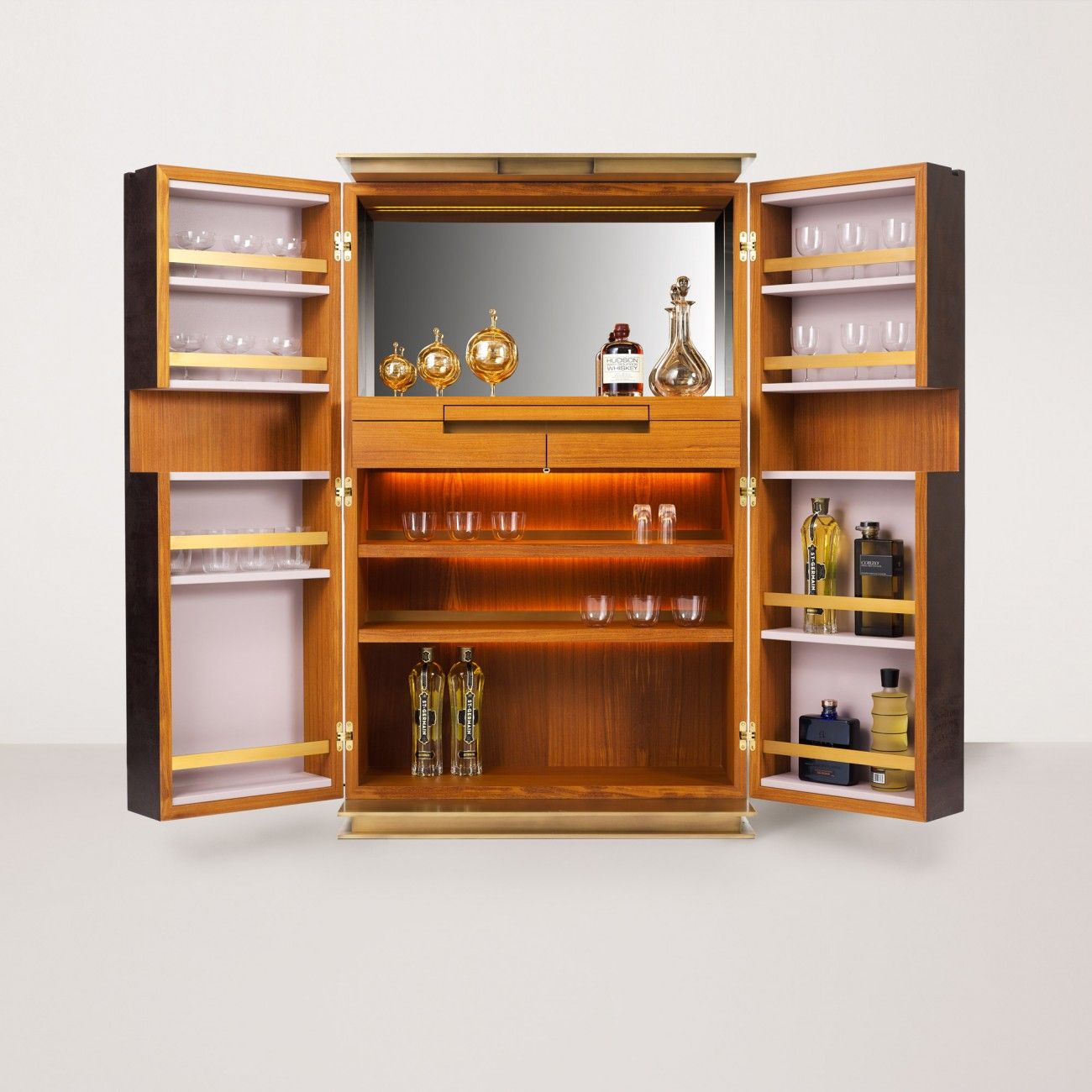 Superbe GENOA Bar Cabinet Designed By Bruno Moinard Available At Avenue Road ( Toronto)