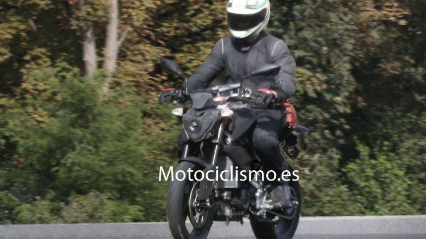 BMW prepara una moto económica  Motociclismo.es