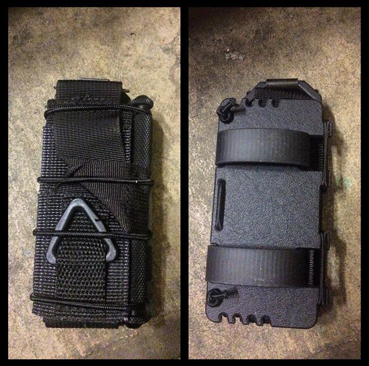 "PHLster ""Flatpack"" Universal Tourniquet Carrier Kydex"