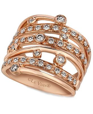 Fine Jewelry Personally Stackable 3/4 CT. T.W. Diamond Ring