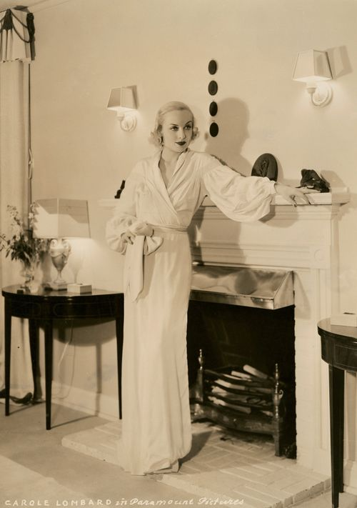 Carole Lombard. Screen goddess and comedic genius.