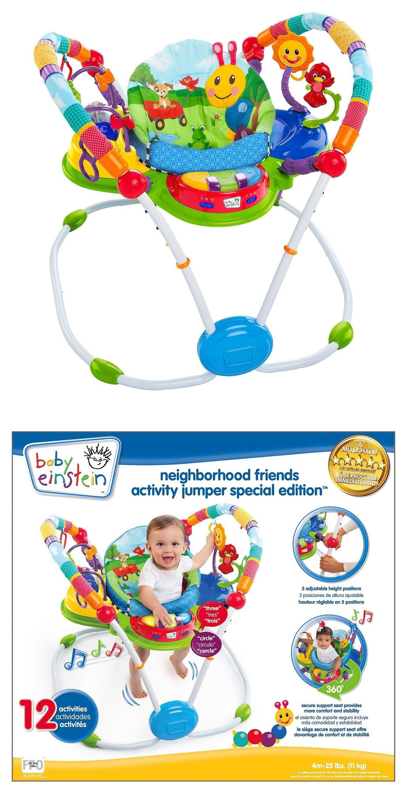 f745baa64 Baby Jumping Exercisers 117032  Zoo Party Jumperoo Fisher Price ...