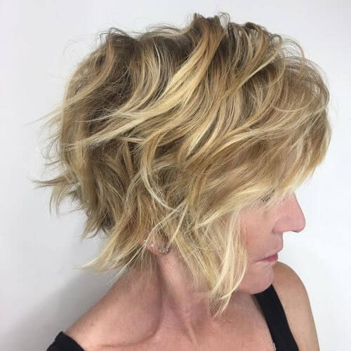 33 Best Hairstyles For Women Over 50 To Look Younger In 2020