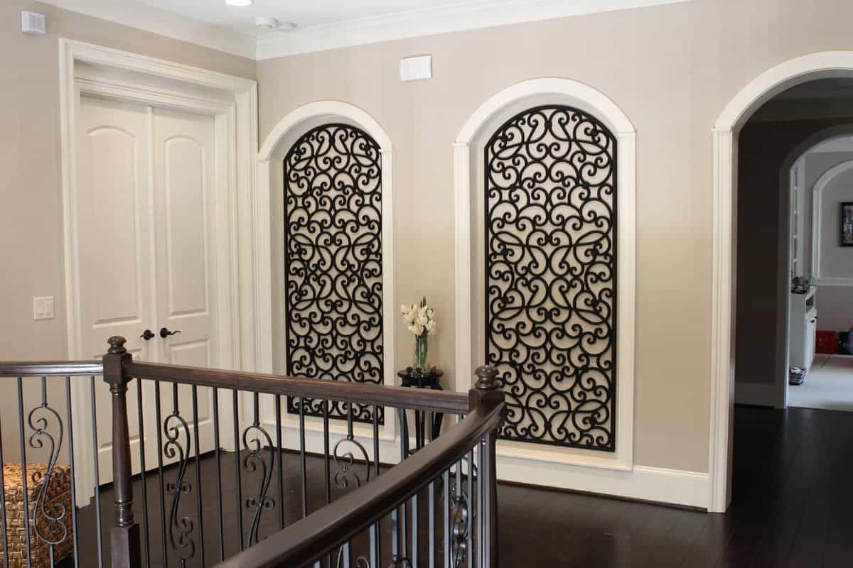 Decorative And Sy Wrought Iron Home