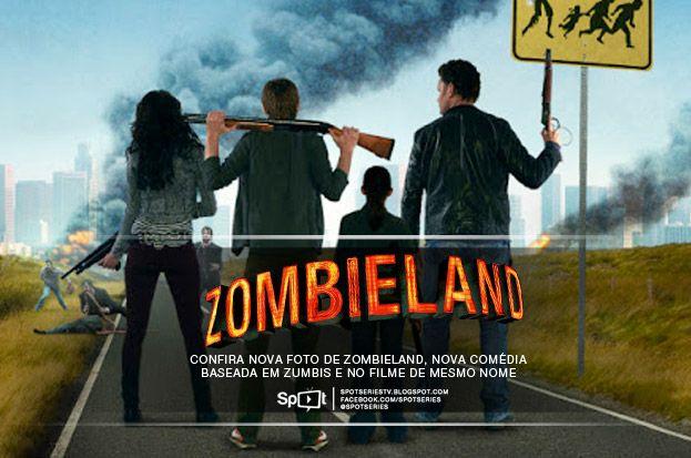 Confira nova foto de Zombieland, nova comédia baseada em zumbis e no filme de mesmo nome: http://spotseriestv.blogspot.com.br/2013/03/primeiro-poster-zombieland.html