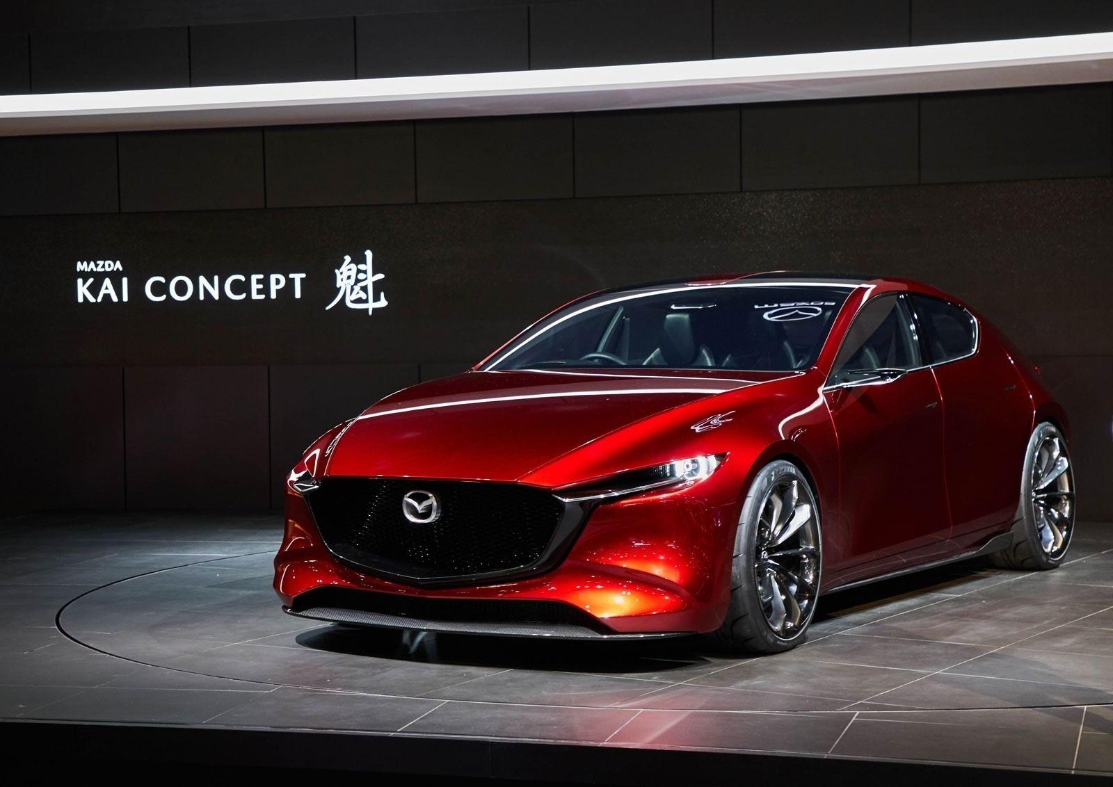 Best 2020 Mazda 3 Picture