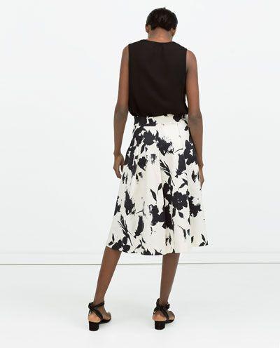 Pantalon Plisado Zara Vestidos para Mujer Nuevo en Mercado