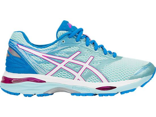 The Gel Cumulus 18 Shoe Features Our Rearfoot And Forefoot Gel Cushioning System For Strike Specific Shock Attenuation Asics Womens Running Shoes Asics Women