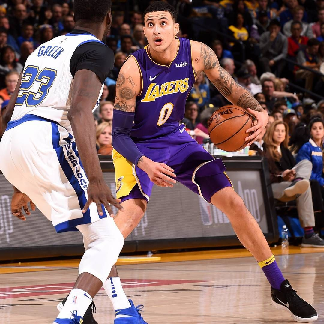 Kyle Kuzma the first Lakers rookie since Jerry