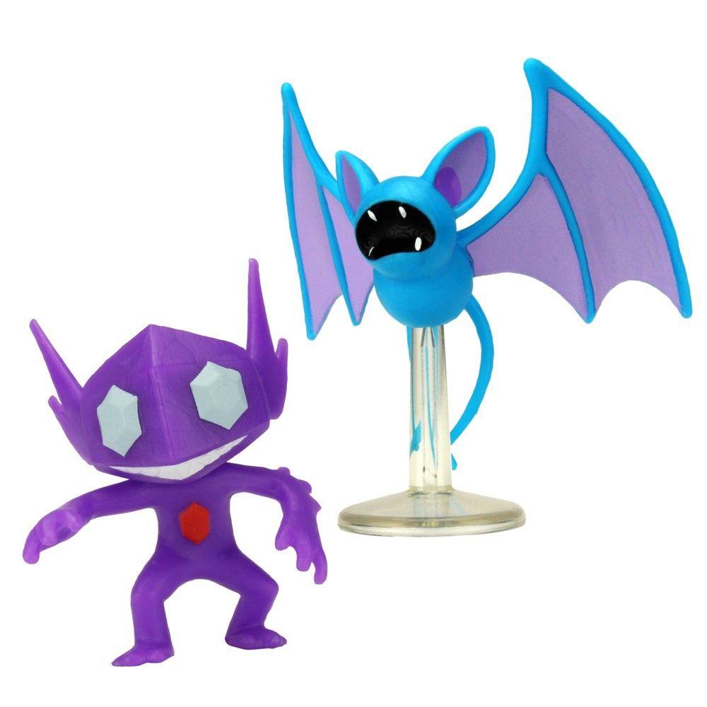 Pokemon Sableye Zubat 2pk Pokemon Kids Toys For Boys Toys