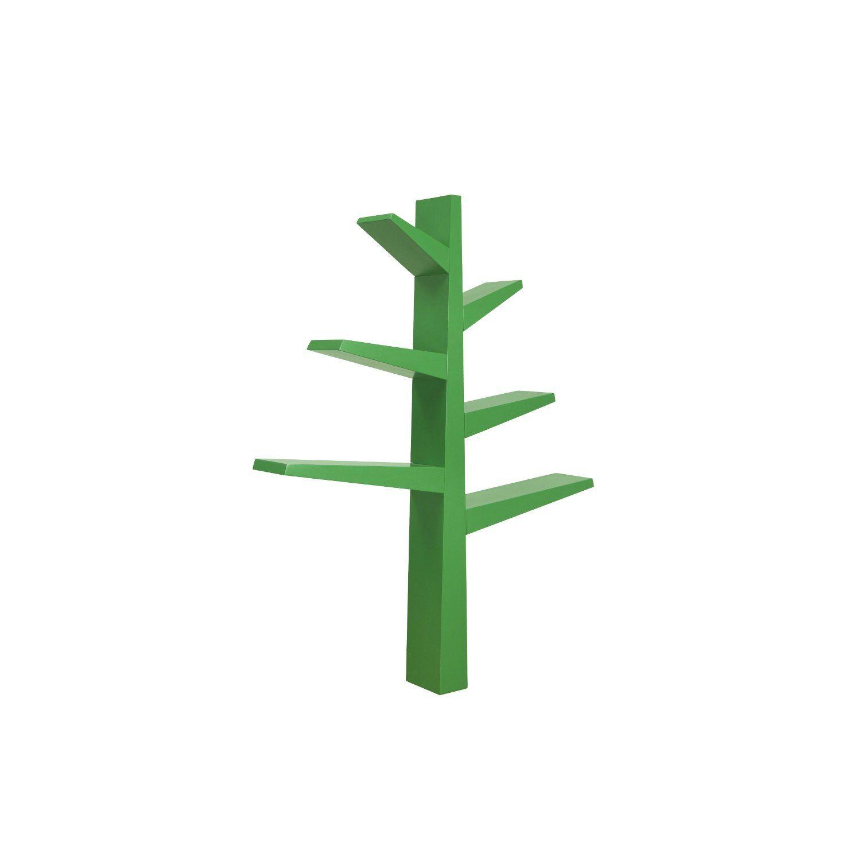 Amazon.com: babyletto Spruce Tree Bookcase, Green: Baby