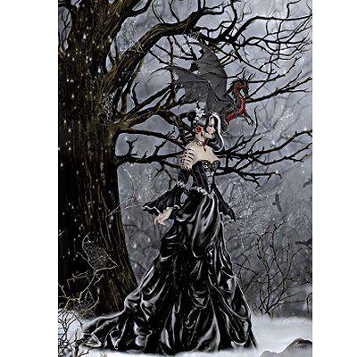 Queen of Shadows ~ Nene Thomas
