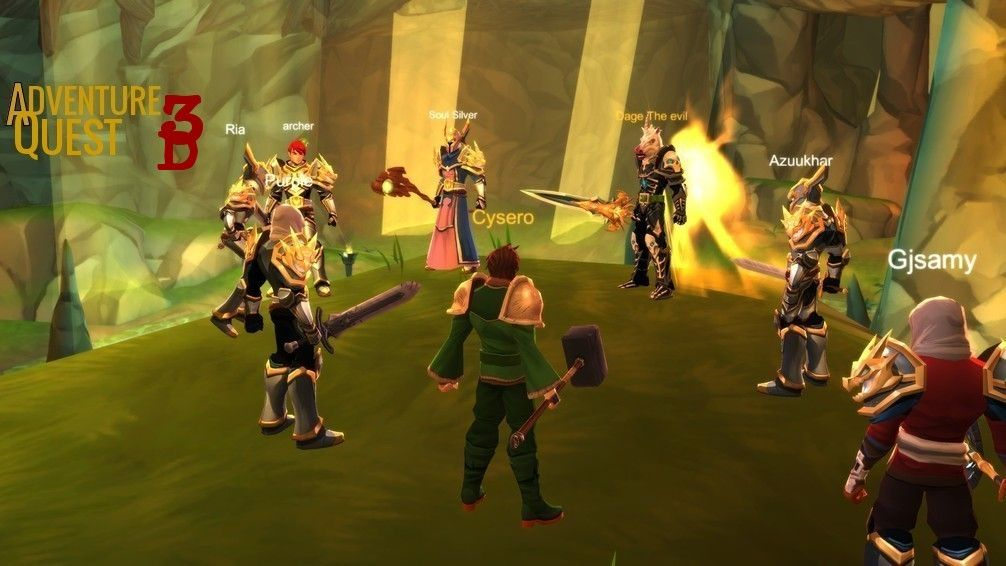 Best android mmorpg games with images mmorpg games