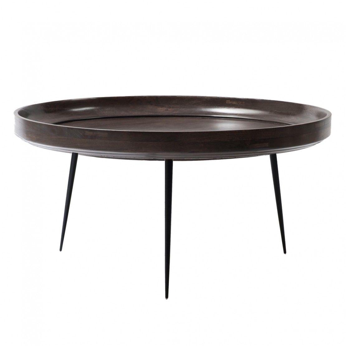 Bowl Coffee Table Sirka Grey