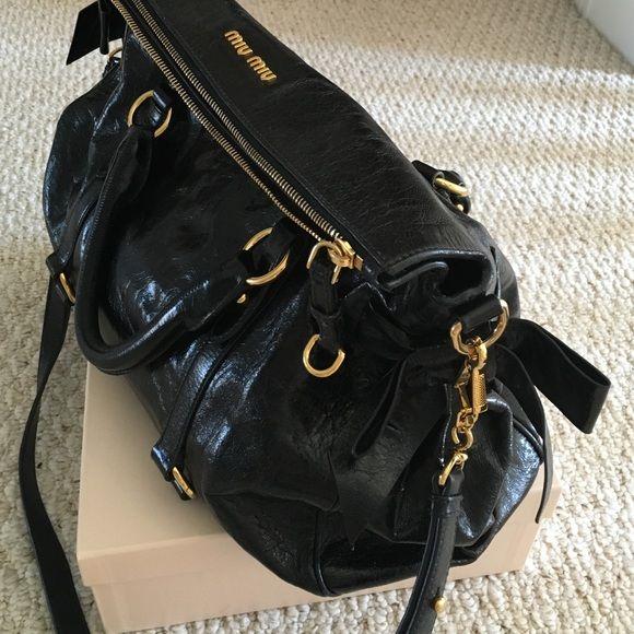 shopmycloset  poshmark  fashion  shopping  style  forsale  Miu Miu   Handbags 793fe9d34e