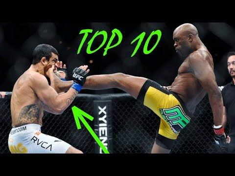 SCARIEST KO's in UFC (Ultimate Fighter history) - YouTube