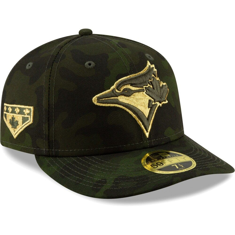 Toronto Blue Jays New Era 2019 Mlb Armed Forces Day On Field Low