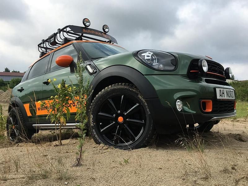 delta 4x4 mini countryman 40mm h herlegung tuning hot wheels pinterest mini countryman. Black Bedroom Furniture Sets. Home Design Ideas